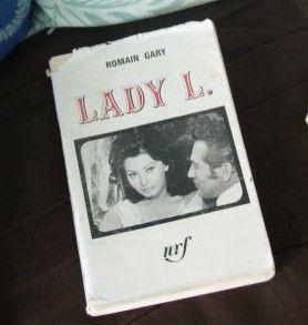 romain gary,lady l,roman,babelio