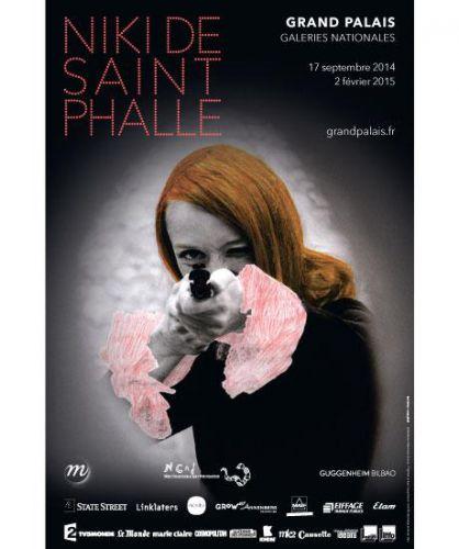 niki de saint phalle,grand palais,révolution,médias