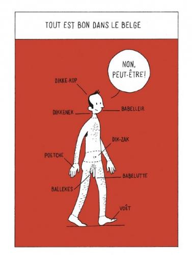 Mois Belge, littérature belge, Bande Dessinée belge, Belgique