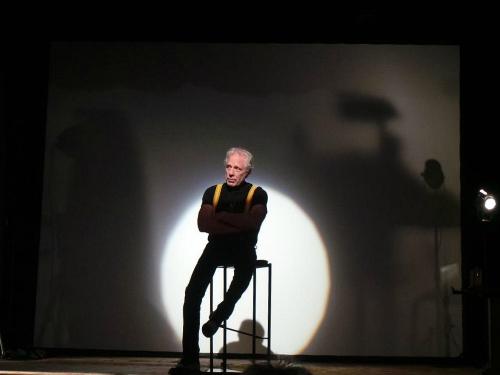 théatre, one man show, leçon de photographie, pierre-anthony allard, théâtre saint-georges, studio harcourt, henri alekan