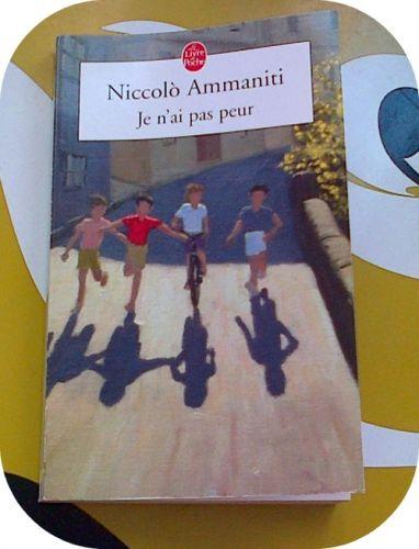 niccolo ammaniti,livre de poche,je n'ai pas peur,italie du sud,enlèvements