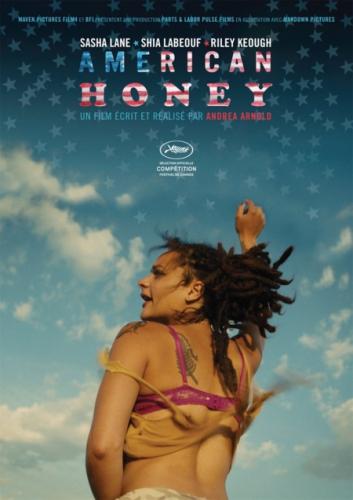 american honey, sasha lane, shia laboeuf, andrea arnold, prix du jury, festival de cannes