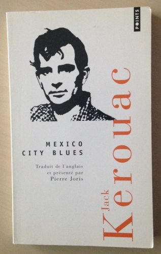 jack kerouac, poésie, mexico city blues